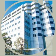 昭和大学との強い連携をもつ